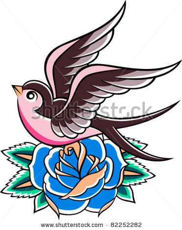 Mockingbird clipart sparrow Little a and and more