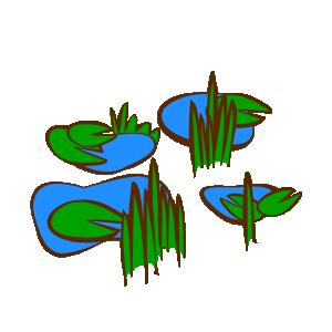 Swamp clipart Clip Symbols: Marsh Download RPG