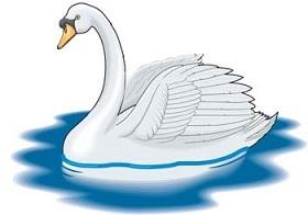 Swan clipart Free Swan Swan Clipart