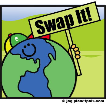 Swap clipart Swap a Neighborhood and have