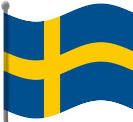Sweden clipart Waving Sweden Clip Download Flag