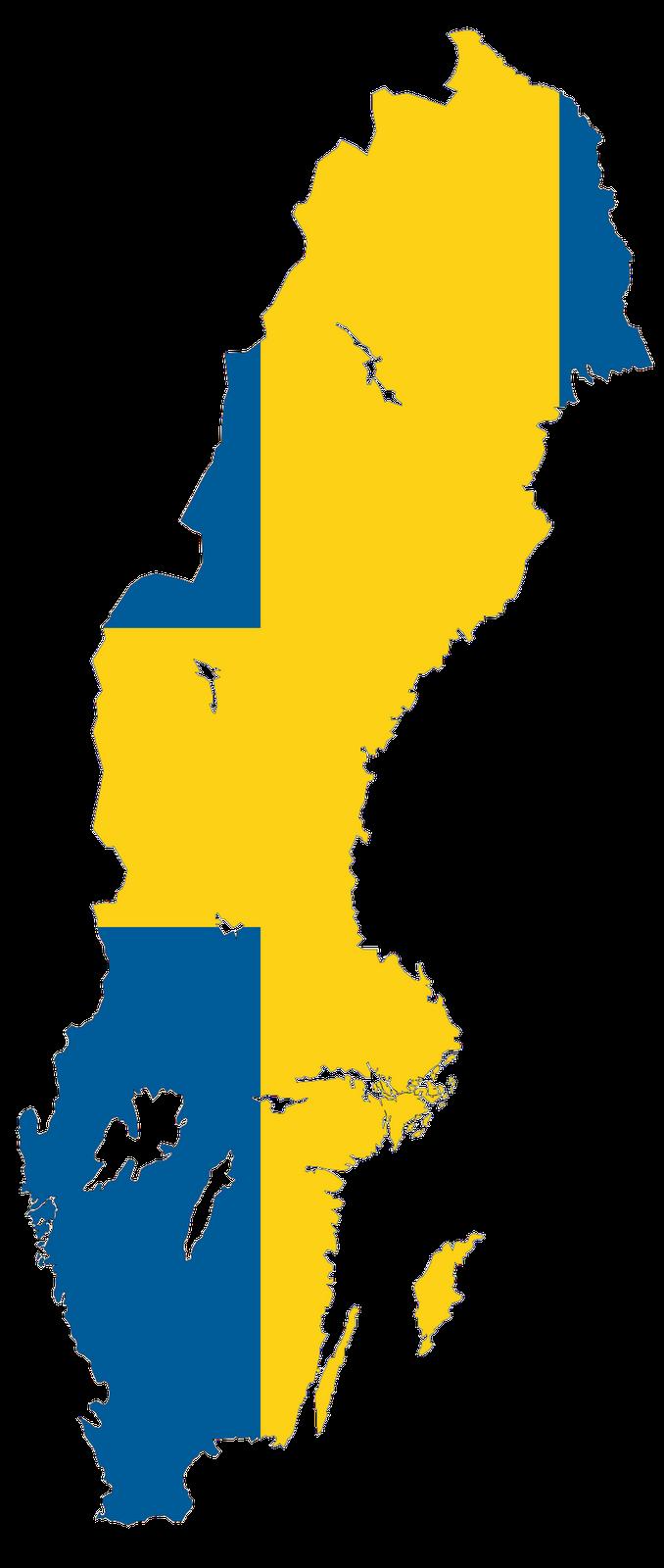 Sweden clipart Map sweden Art Flag clipart