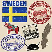 Sweden clipart · Sweden Sweden Art Sweden