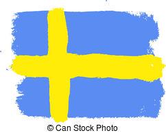 Sweden clipart Clipartby Sweden Wooden 8 vector