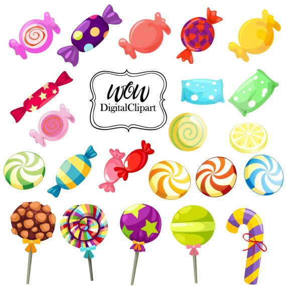 Sweets clipart Lollipop clipart clipart Art Lollipops