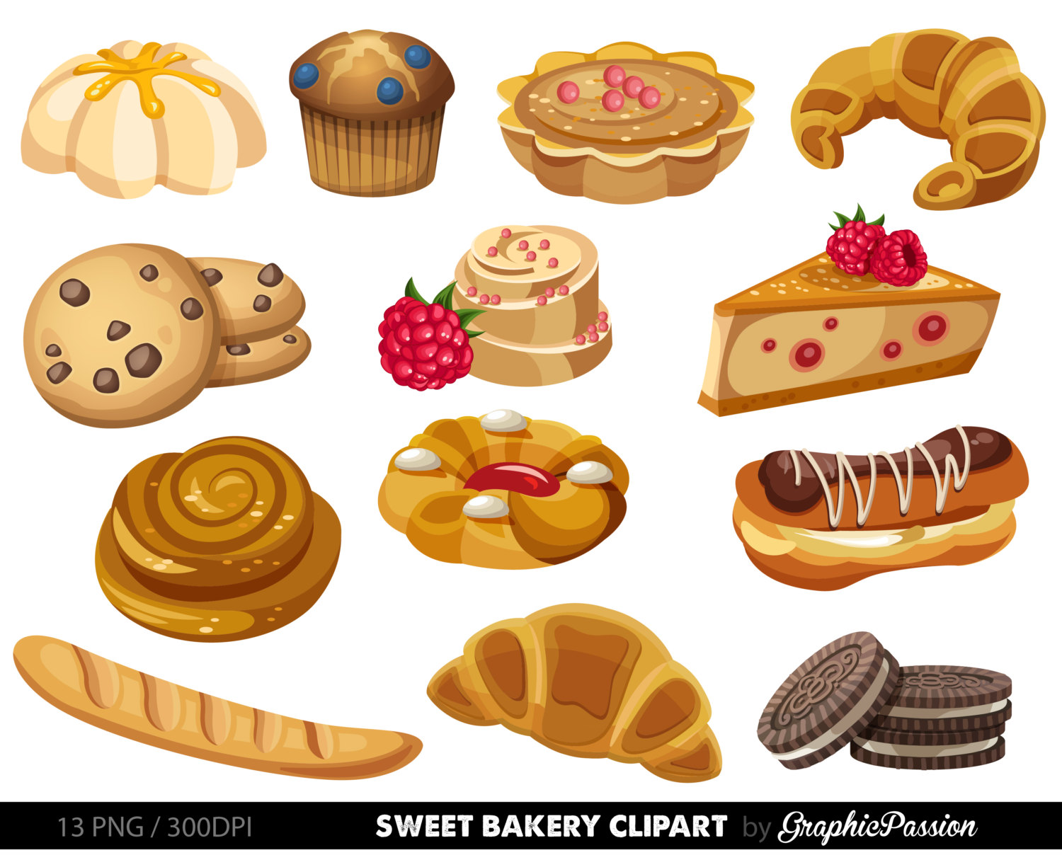 Baking clipart sweet treat Item? this art Treat clipart