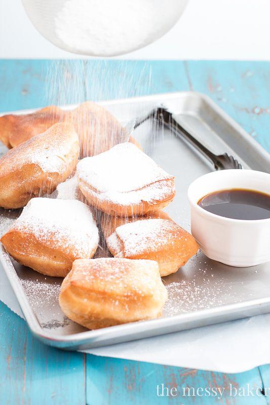 Sweets clipart beignet Ideas mix best Buttermilk Beignet