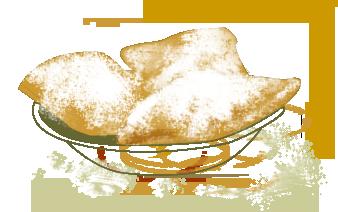 Sweets clipart beignet Monde Coffee Du Beignets Market