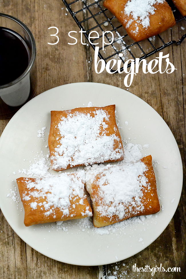 Sweets clipart beignet Beignets Classic Recipe 3 Pastries