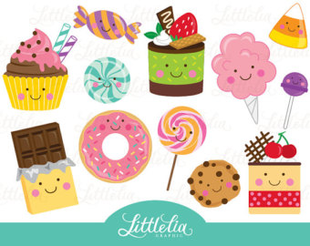 Sweets clipart candy Sweet Shop clipart Art Candy