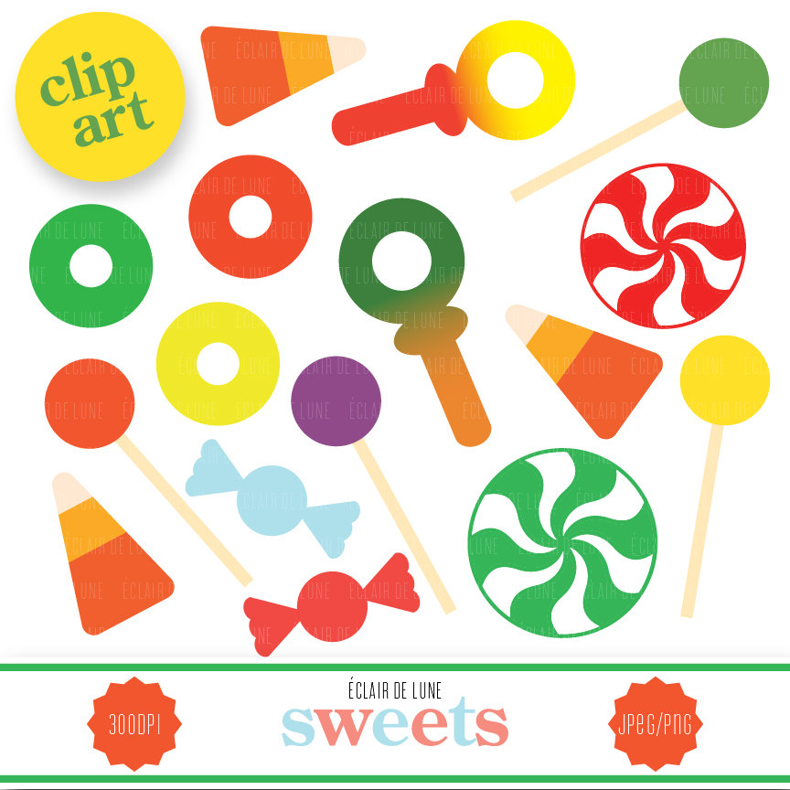Sweets clipart candy Clip this Like Art clipart