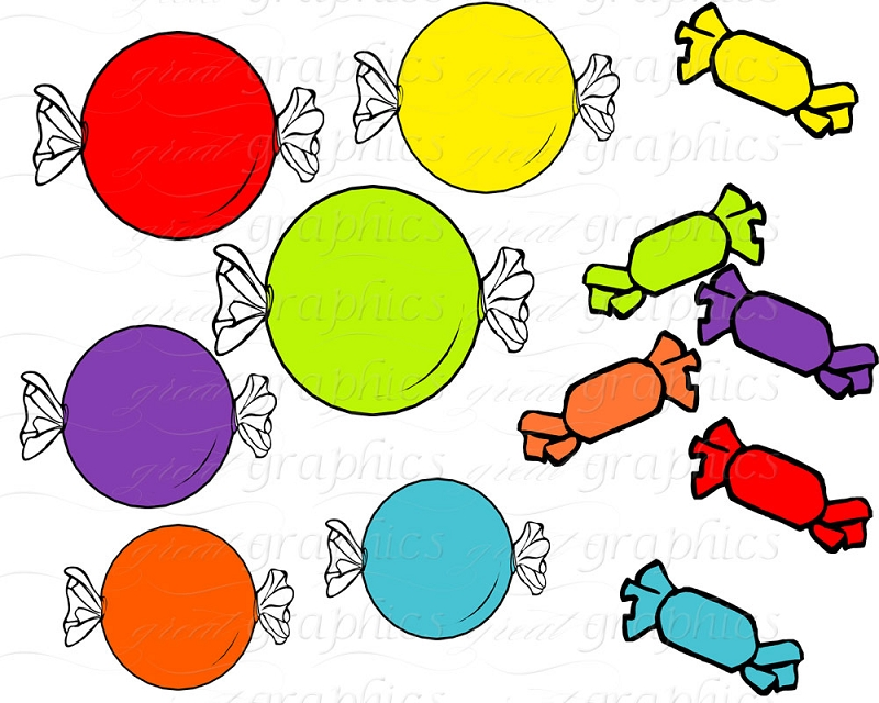 Sweets clipart candy Candy Candy on Clip Art