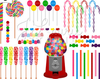 Sweets clipart candy store Cane Clipart Candy Shop Candy