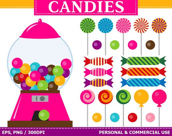 Lollipop clipart wrapped candy More on on best Sweet