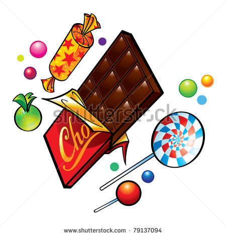 Lollipop clipart sweet chocolate Clipart clip Fans candy candy