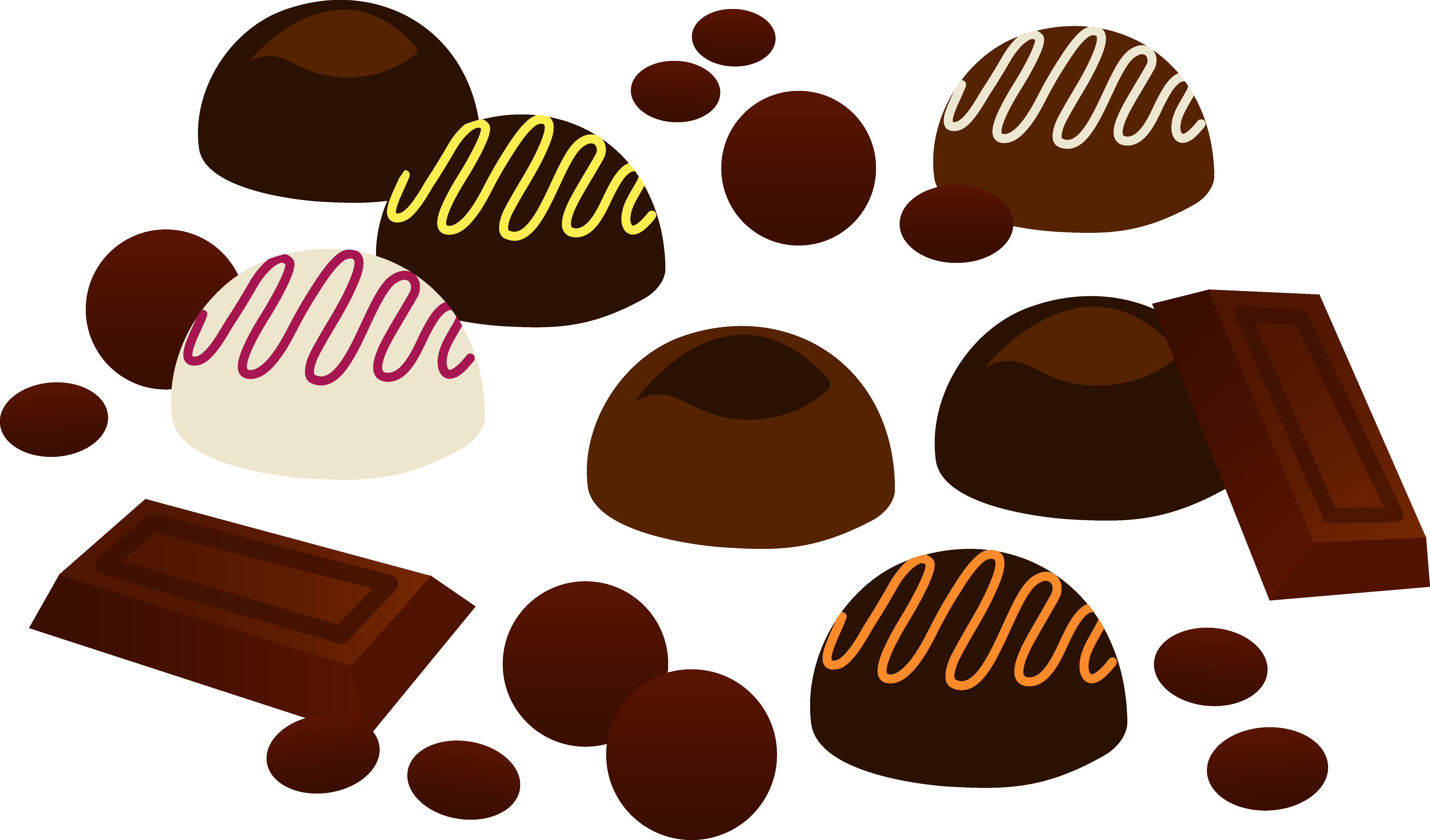 Pice clipart chocolate And Sweets Others Chocolate Clipart