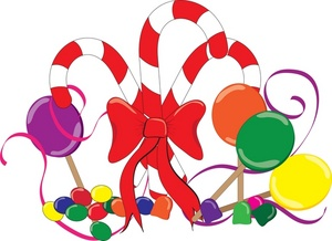 Candy Cane clipart christmas goody Com Art candy Christmas Candy