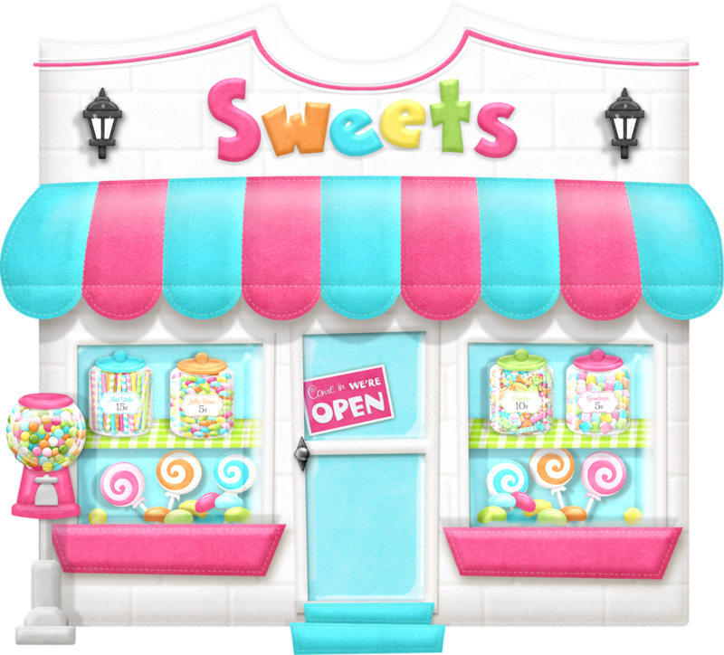 Building clipart candy store Pinterest Candy more! (Sweets Clipart