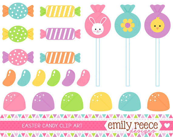 Jelly Bean clipart easter candy Easter beans and Sugar DOLLAR