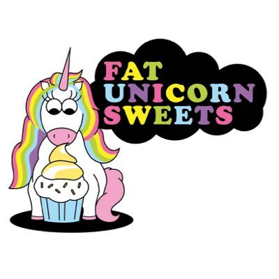 Sweets clipart fats Sweets Fat Fat Unicorn Sweets
