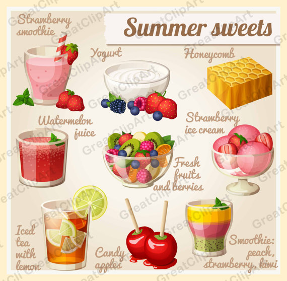 Sweets clipart food item Candy clipart clipart clipart 9
