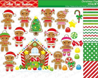 Candy Cane clipart gingerbread house candy Art Clip House Clip bread