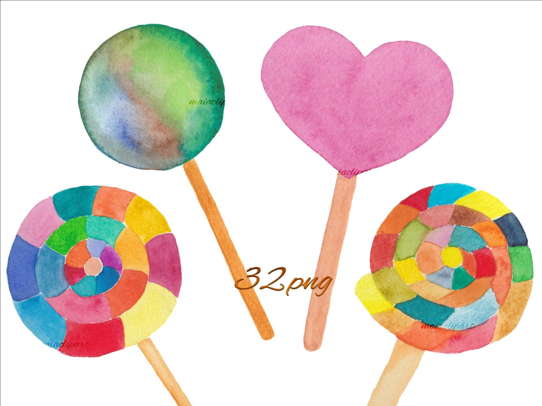 Sweets clipart lolipop Clipart a lollipop  USE