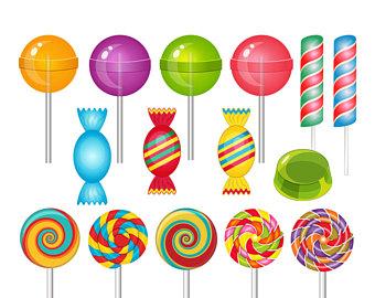 Sweets clipart lolipop Clipart Lollipop Sweet Clipart Sweets