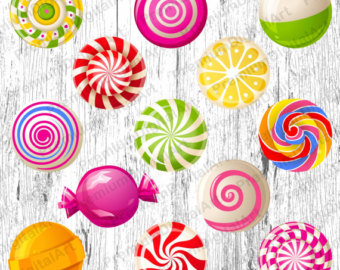 Lollipop clipart wrapped candy Clipart clipart Sweets clip clipart