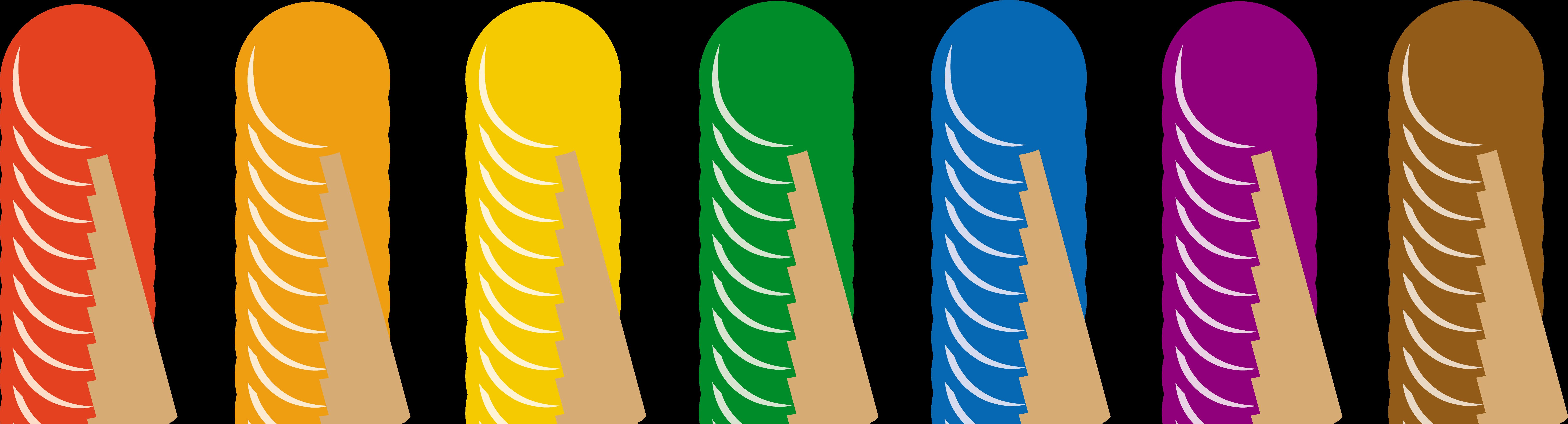Lollipop clipart seven Sugary Free Lollipops Clip Flavors