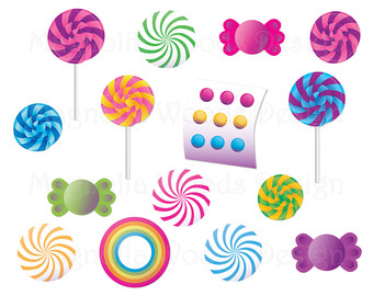 Candy Bar clipart candyland Candy Clip Clip Clip Small