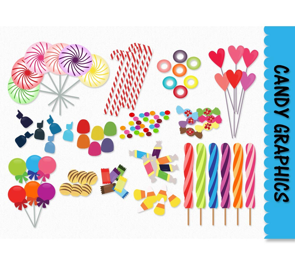 Candy Bar clipart lolly Lolly Pop Chocolates Scrapbook clip