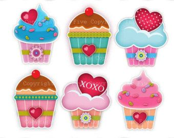 Sweets clipart mini cupcake Google Buscar STAMPING  con