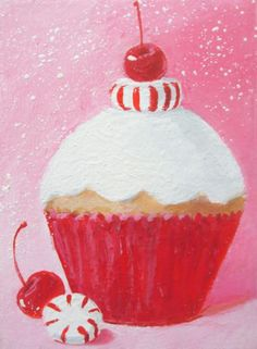 Sweets clipart mini cupcake With CandyMini A On Cupcakes