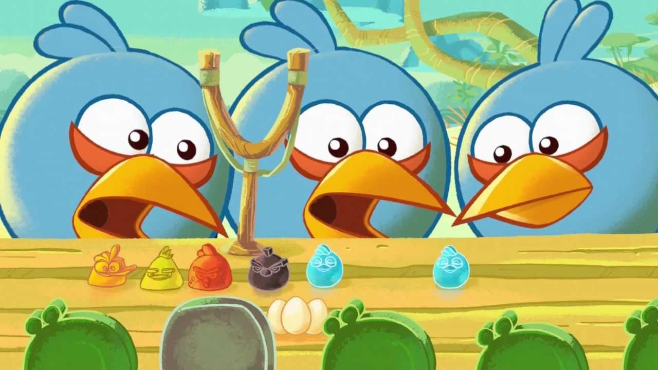 Sweets clipart movie candy YouTube Birds  sweets Angry