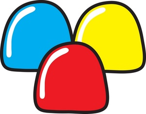 Yellow clipart gumdrop Sweet Candy Image: Pinterest Candy