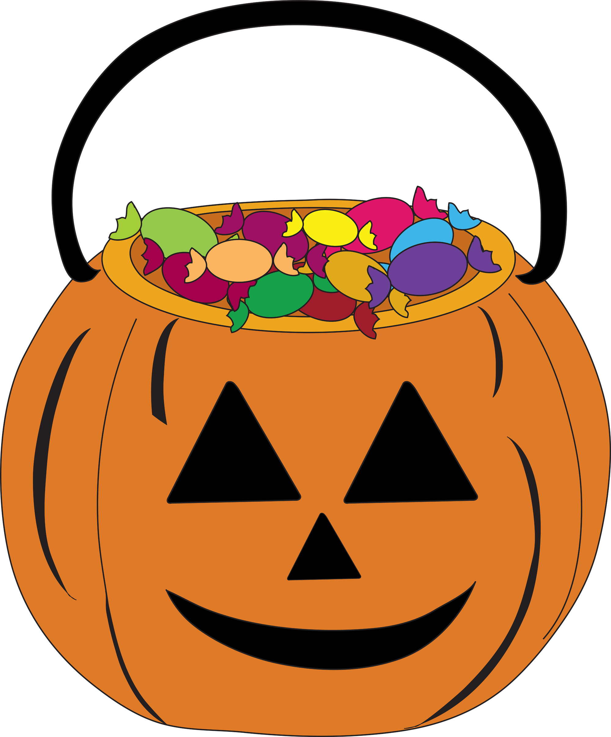 Candy clipart haloween Candy Clipart clip Candy images