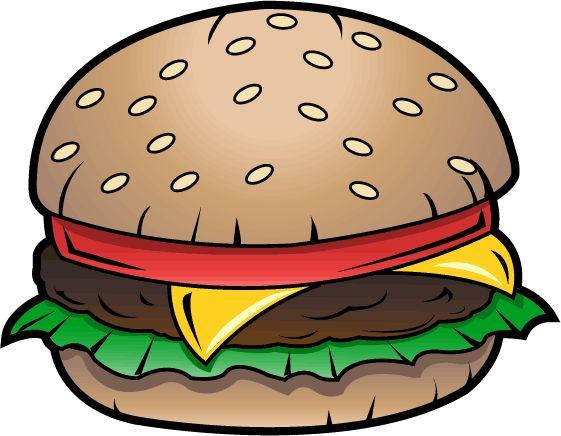 Burger clipart delicious food Clip best » about Junk