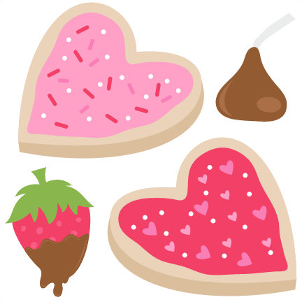 Sweets clipart valentine's day Treats large_valentine; Free Art