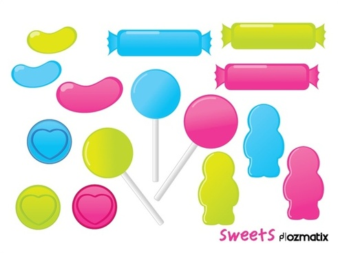 Sweets clipart vector Design download vector (339 with