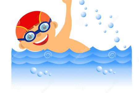 Swimming clipart Pool A collection swimming Clip