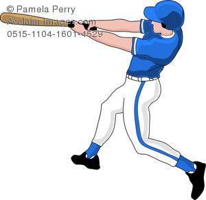 Swing clipart baseball bat Up to Baseball Player of