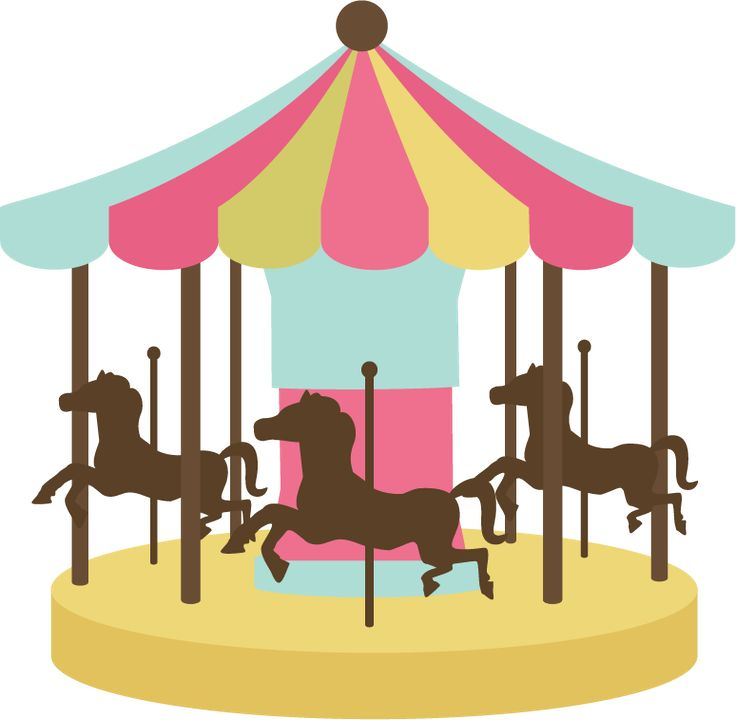 Carousel clipart creepy About Pinterest SVG Carousel cutting