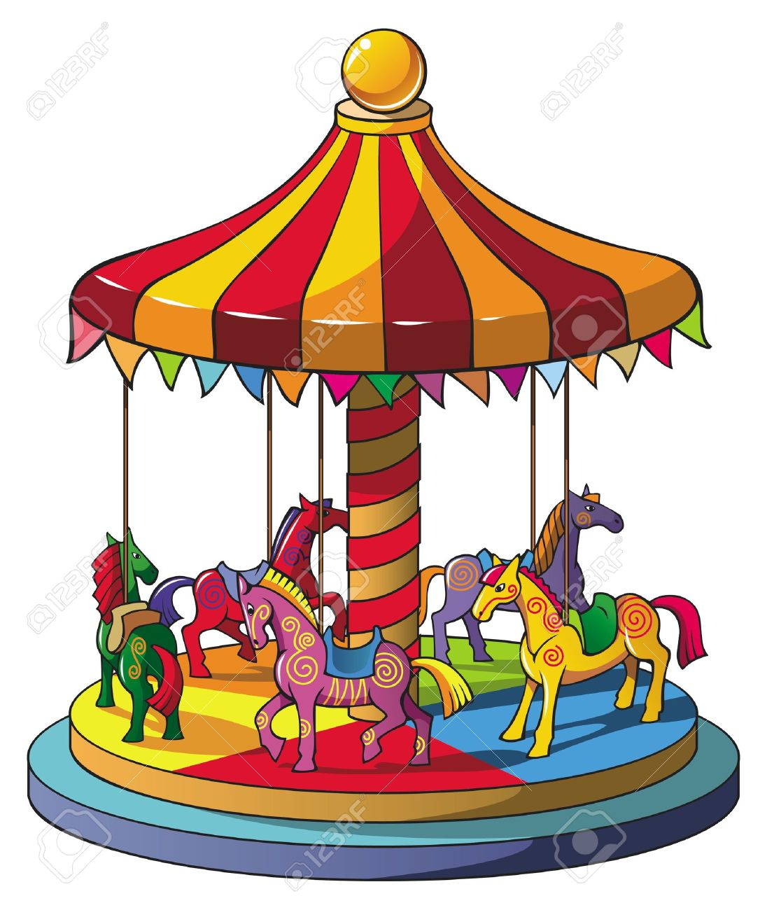 Ride clipart carousel 1 50 get Carousel Collection