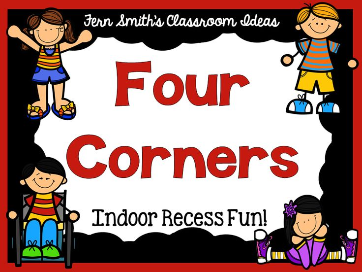 Swing clipart indoor recess Pinterest Four Best Recess ~