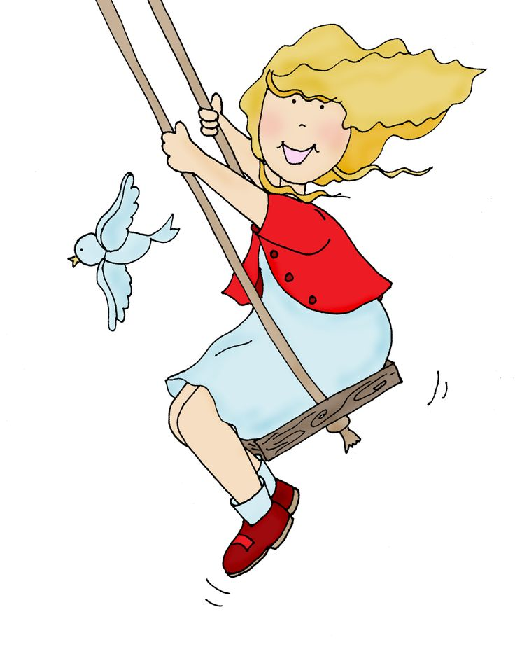 Swing clipart mary On Sample Swing Park Illustrations