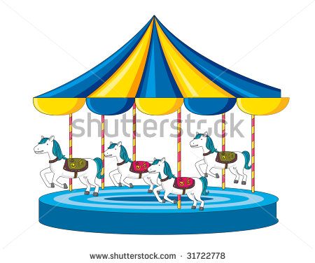 Carousel clipart merry go round Merry%20go%20round%20clipart Free Panda Go Round