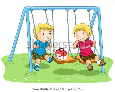 Swing clipart physical development Pictures Pinterest Shutterstock best sports