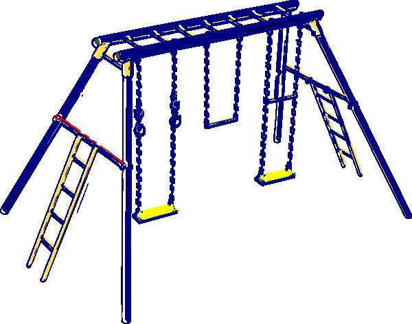 Playground clipart playground game Playground%20clipart%20black%20and%20white White Clipart Black Clipart