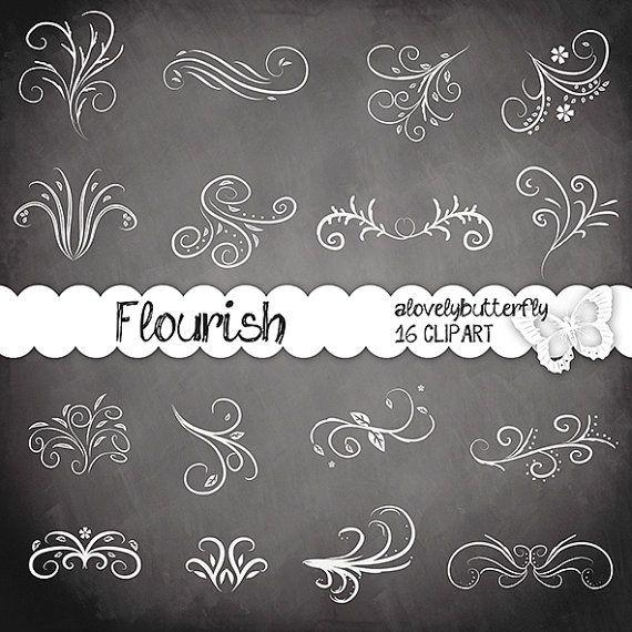 Swirl clipart chalk By Clip  alovelybutterfly alovelybutterfly